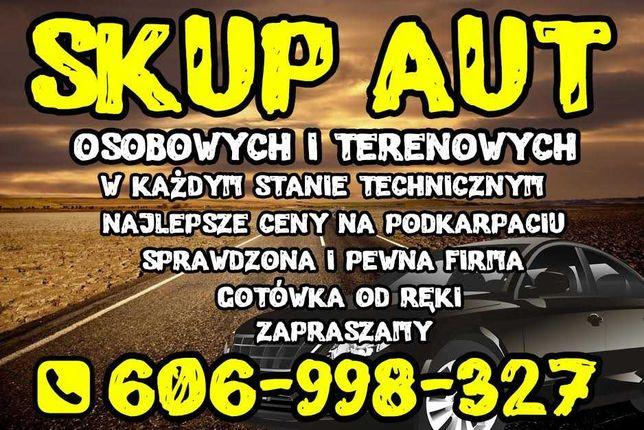 Skup Aut z woj Podkarpackiego, Płacimy więcej niż konkurencja,