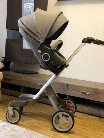 Детская коляска Stokke v3 2 в 1