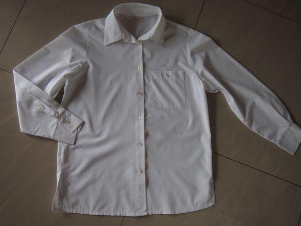 Koszula wizytowa biała męska S/M