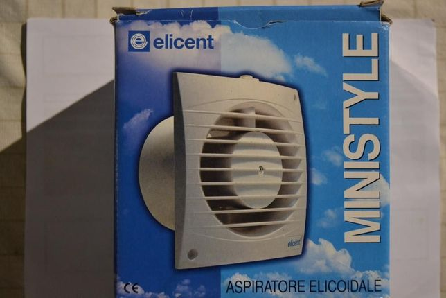 Extrator de WC Helicent MiniStyle