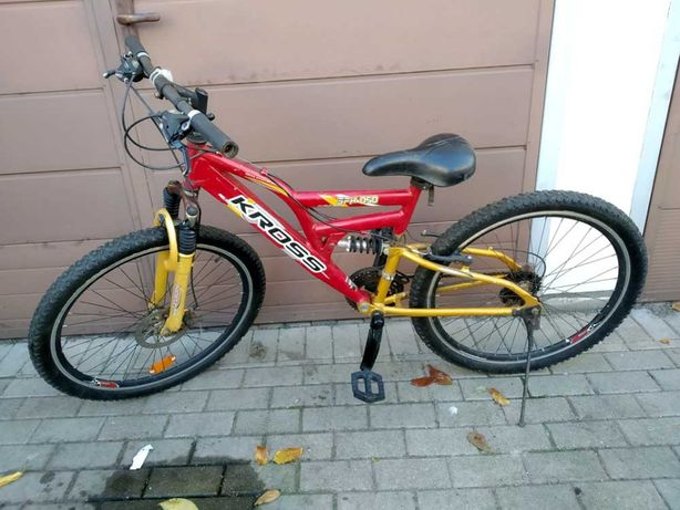 rower górski Kross sfx 050 koła 26