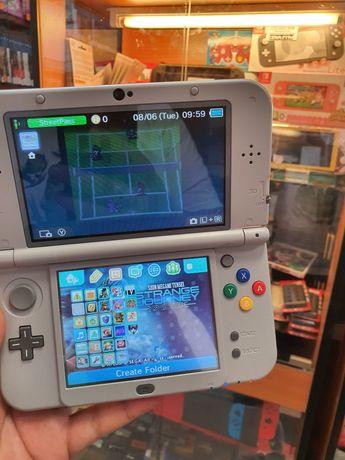 New Nintendo 3Ds Xl SNES Edition Unikat Stan Idealny Gry Ladowarka
