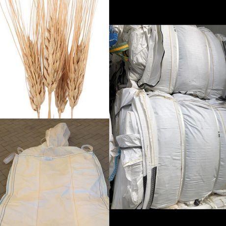 Worki typu BIG BAG na zboze czyste ! 500 kg 600 kg