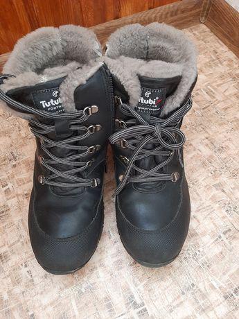 Ботинки зимние на подростка