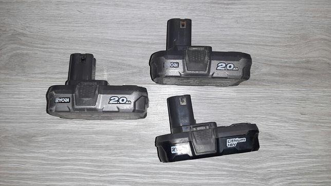 Akumulator RYOBI 18V 2AH bateria