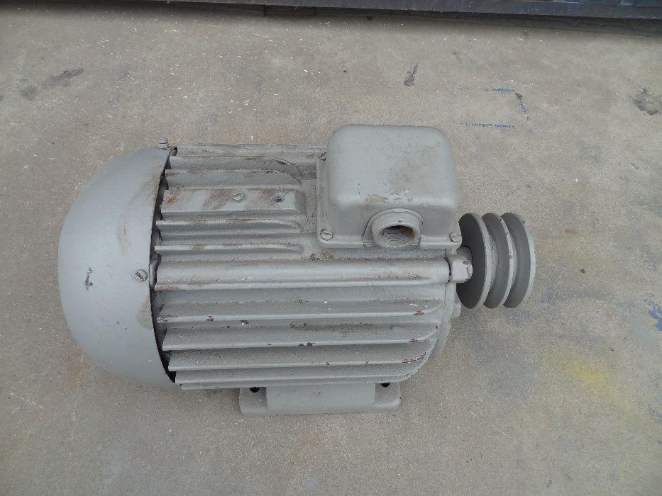 Silnik elektryczny TIMEL 1,5 kw 700 obr/min Dakowy Suche - image 1