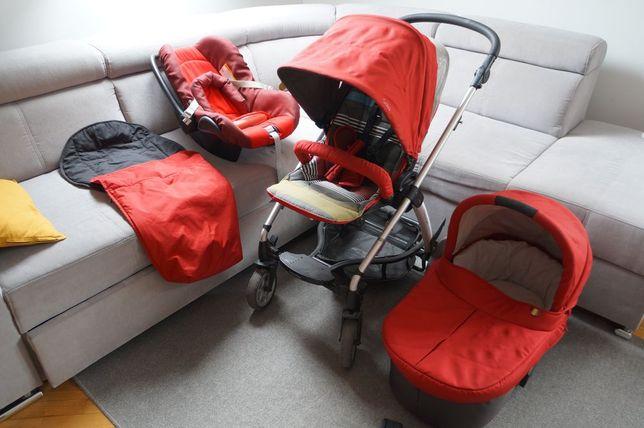 Mammas & Pappas Sola wózek 2w1
