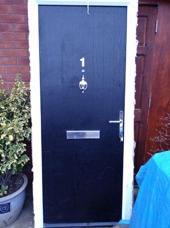 Drzwi angielskie