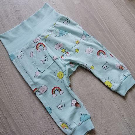 Тонкие штаны лосины ползунки H&M Zara next новые