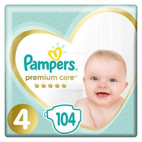Pampers Premium Care 4 Maxi Mega Box 312 szt.