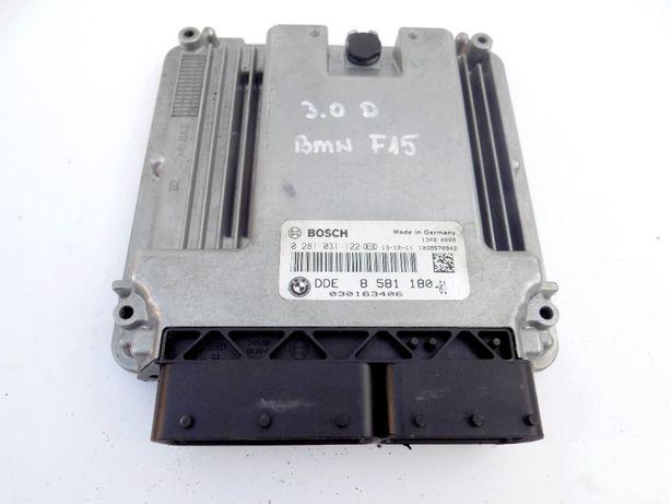sterownik silnika BMW X5 F15 3.0 D 0281/031122 / 8 581/180