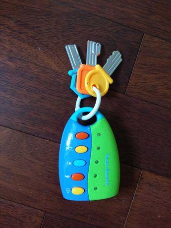 Kluczyki zabawka
