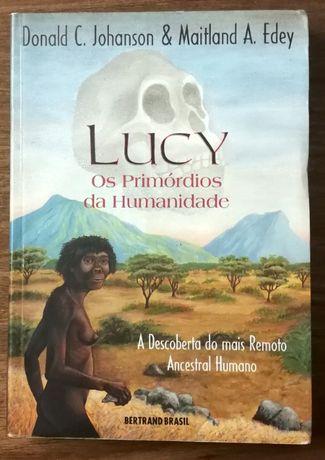 lucy os primórdios da humanidade, donald c. johanson, bertrand brasil