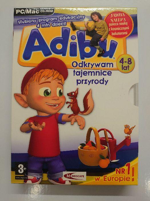Adibu: Odkrywam tajemnice przyrody gra dla dzieci na PC Szczecin - image 1