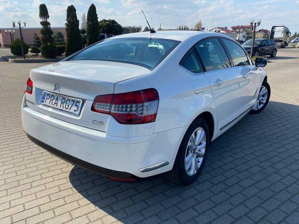Citroen c5 sedan, LIFT, 163 KM, biała perła !