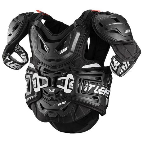 Мото защита тела LEATT Chest Protector 5.5 Pro HD. Панцирь для эндуро