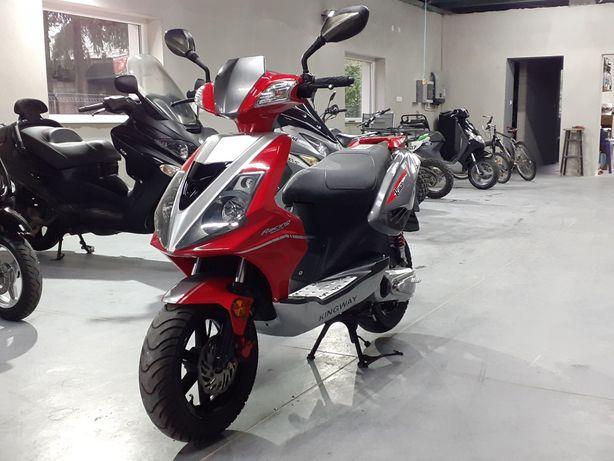 Ride Race 50cc 2 t, 2017r. Raty, Transport
