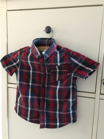 Koszula z firmy F&F rozm. 2-3 lata