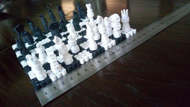 Шахматы из квиллинга