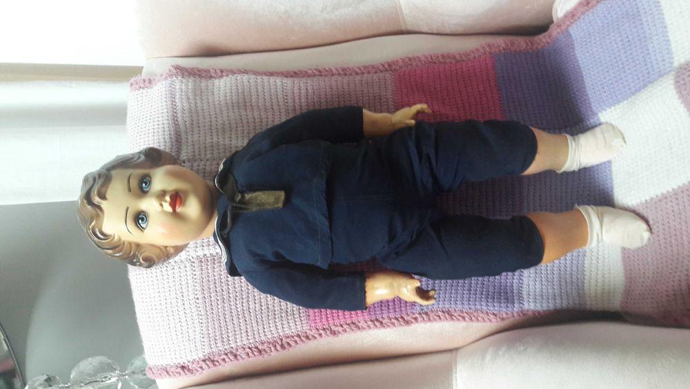 Stara lalka celuloidowa Legionowo - image 1