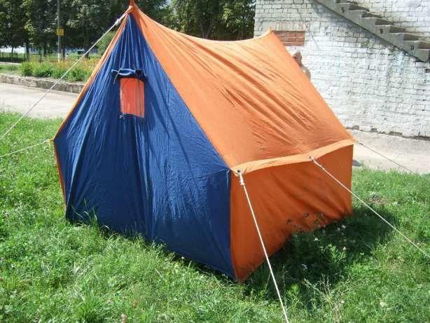 Палатка туристическая 3-4-х местная,в жилом состоянии,используется...