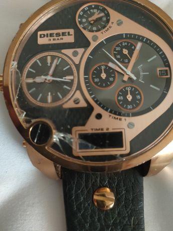 Relógio marca diesel