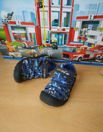 Детские босоножки Super gear 25р. 16см