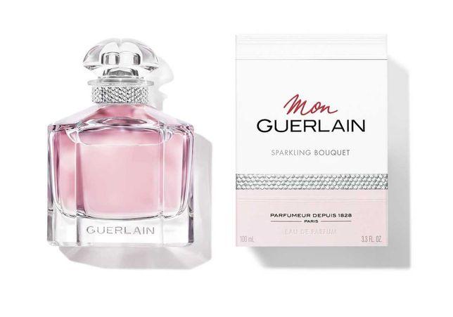 Духи  Mon Guerlain Sparkling Bouquet