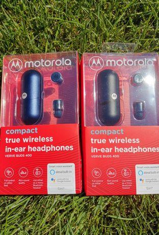 Motorola Verve buds 400