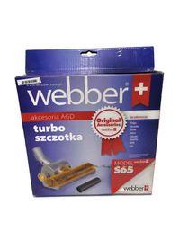 Turboszczotka do odkurzacza WEBBER (S65)