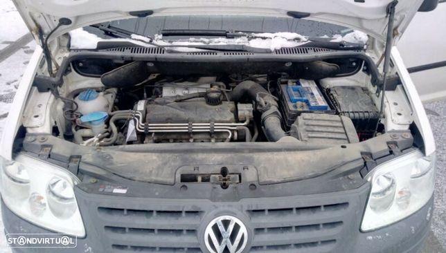 Motor Volkswagen Golf 2.0Sdi 75cv BDK Caixa de Velocidades Automatica Arranque + Alternador