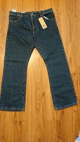 Levis 517. Nowe jeansy z metką, spodnie. Rozmiar 36x30