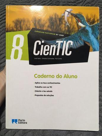 Caderno de atividades ciências 8° ano