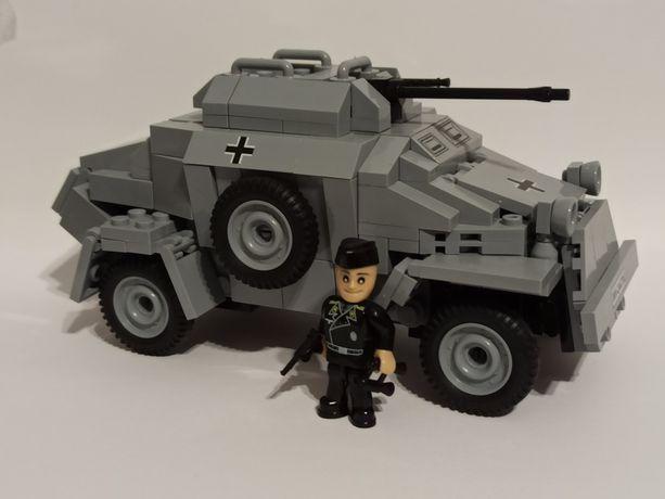 Лего COBI бронированная машина SD KFZ-222