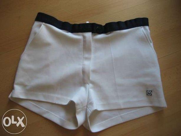 maier sportmode - krótkie spodenki do tenisa pas 80 cm