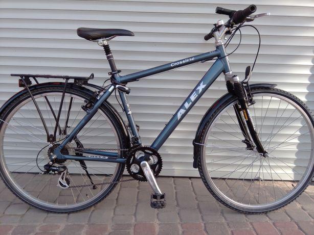 Городской алюминиевый велосипед из Германии Рама 20Колеса 28