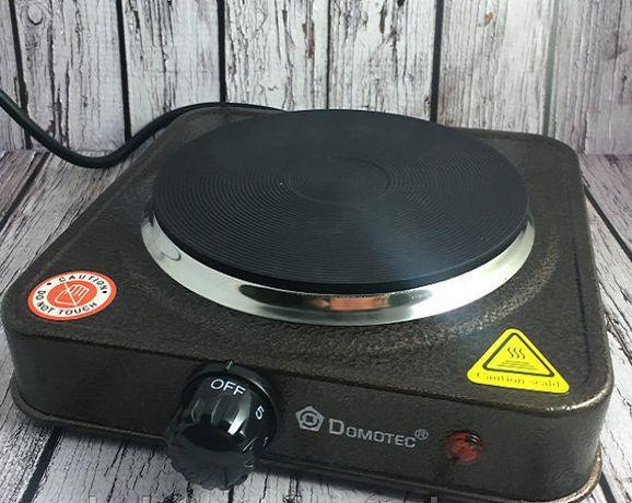 Домашня електрична плита на 1 диск