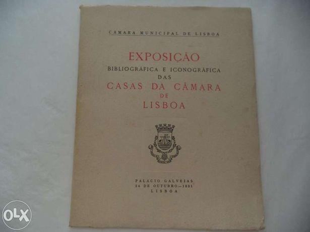 Exposição Bibliográfica e iconográfica - Câmara de Lisboa