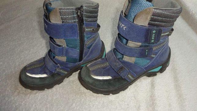 Buty Bartek r.30 zimowe wkładka 18,5cm śniegowce