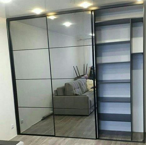 Шкаф-Купе/Двери-Купе/Изготовление Корпусной Мебели под Заказ