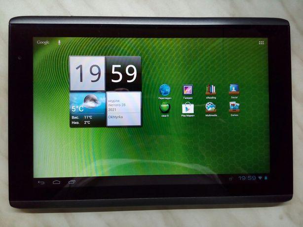 Продам планшет Acer Iconia Tab A500