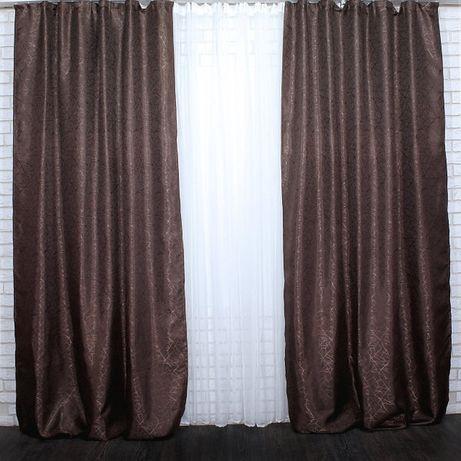 Нові штори, 2 комплекти.