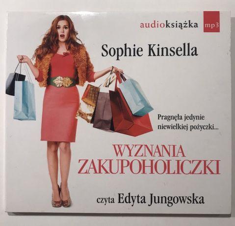 """Audiobook """"Wyznania zakupoholicki"""""""