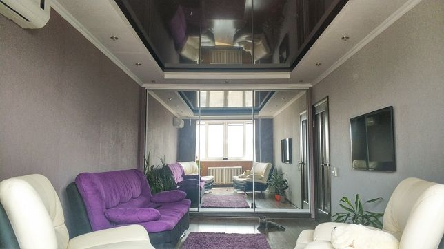 Двухкомнатная квартира на ЛЕВАДЕ с ремонтом и мебелью