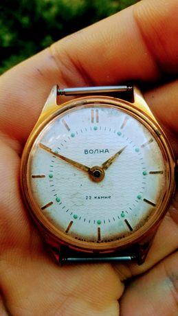 Zegarek ZSRR Wołna rzadki