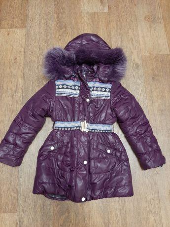 Куртка зимняя р.36
