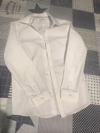Рубашка мальчик 9-10 лет
