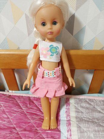 Кукла доченька поющая
