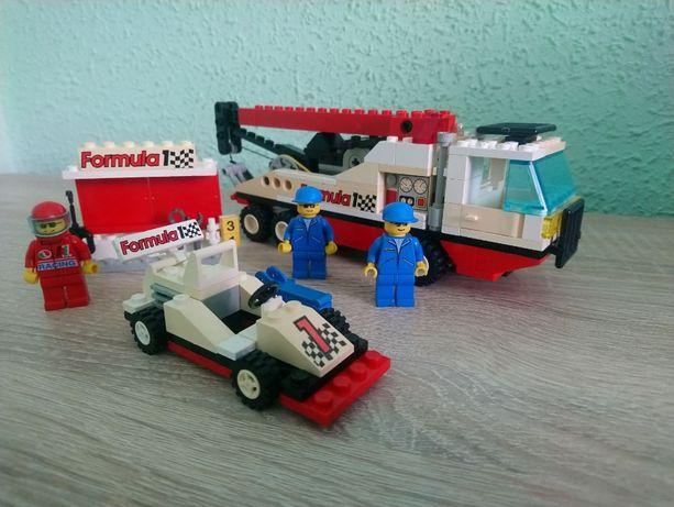 Lego Town City 6484 F1 Hauler elektroniczny kompletny w 80%