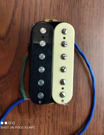 Przetwornik do gitary elektrycznej Dean DMT Design Bridge